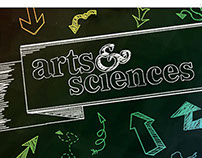 Arts & Sciences Promotional Poster
