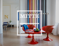 Office design for Mitte Communications - Budapest