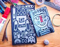 Sketchbooks, 2014