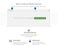 Psafe Internet - Browser