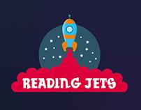 Reading Jets iPad App