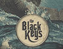 THE BLACK KEYS (Lisboa, 2012)