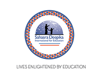Saharsa Deepika Foundation for Education card mockup