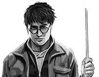Harry scetch