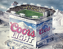 Coors Light Mexican Soccer League Outdoor