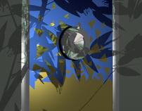SeflBolting Door