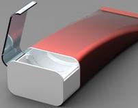 Tube dispenser patent