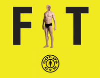 Fat Fat Fit - Gold's Gym