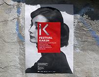 Festival Karsh / Posters