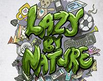 ILLUSTRATIONS & ART DIRECTION- LAZY BARGAINS AD CONCEPT