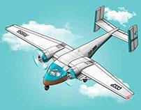Antonov An-14 Pchelka (Little Bee)