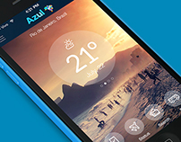 Azul Airlines - Iphone App