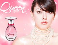 Queen Perfume Advertising
