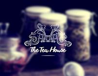 The House Tea Branding Proyect.
