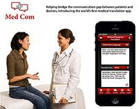 Med Com App