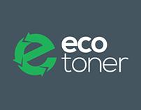 Ecotoner · Branding