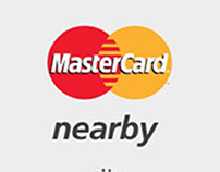 MasterCard Nearby App