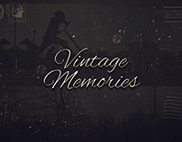 After Effects Template: Vintage Memories