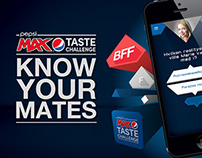 Pepsi Know Your Mates - May 2014