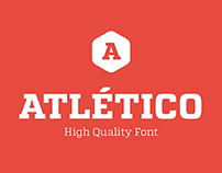 Atletico (Free) Font