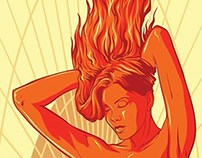 Flickering Flame Femme
