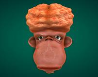 Babuino - Monkey