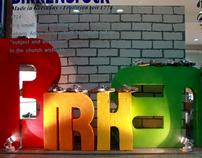 Birkenstock -Display Desin