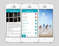 Safer Seas Service app (WIP)