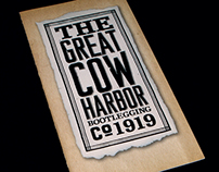 The Great Cow Harbor Bootlegging Co. / Mooshine Lager