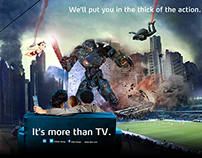 Proposed DStv Thematic Campaign
