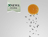 X News Afternoon Paper