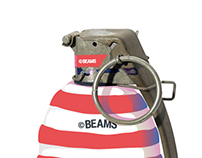 BEAMS Stripe