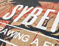"SYBERIA ""Drawing a Future"" LP/CD"