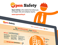 Open Safety - Web interface Design