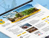 Lviv community in Kyiv - website desgin