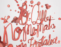 Gatorade Typography Ad
