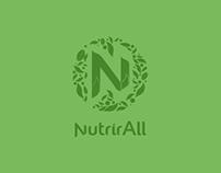 Identidade Visual NutrirAll