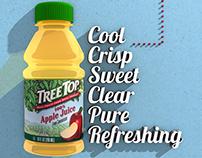 Tree Top Brand Animation