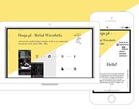 Disajn.pl 2014 - personal portfolio