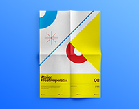 Kreativoperativ® / A Year in Posters.