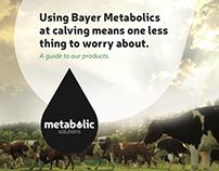 Bayer Metabolics, brochure copy