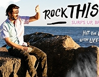 Life:Curated Rockaway Beach Campaign