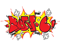 Comics Logo Animation