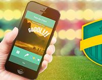 País da Copa - App