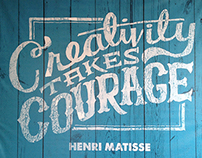 Food for Thought Conference — Creativity Takes Courage