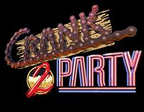 CRANK 2 PARTY - CPGANG  Flyer