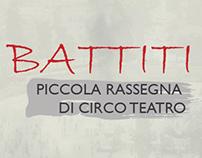 Battiti - Teatro Furio Camillo