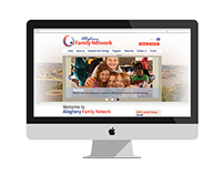 Allegheny Family Network Website Redesign