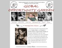 Global Opportunity Garden