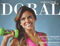 JANETTSY, For Doral's Magazine